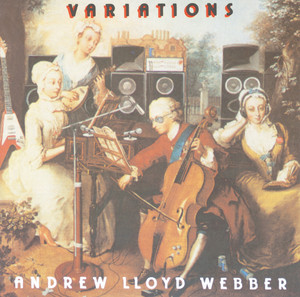 Variations Albumcover