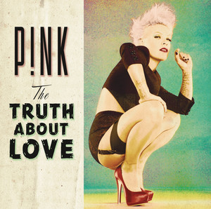 P!nk The Truth About Love cover