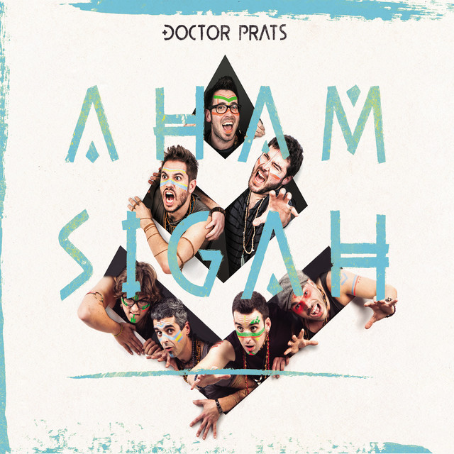 Album cover for Aham Sigah by Doctor Prats
