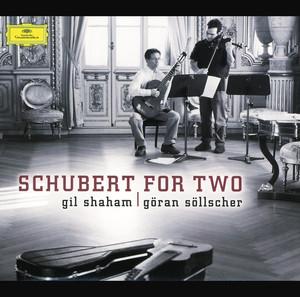 Schubert: Schubert for Two album