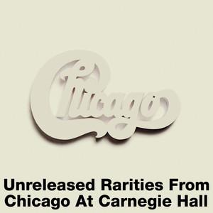 Chicago at Carnegie Hall album