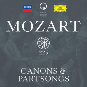 Mozart: Canons & Partsongs Albümü