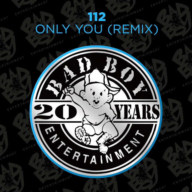 112 Only You (remix) album cover