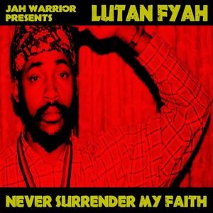Never Surrender My Faith Albumcover