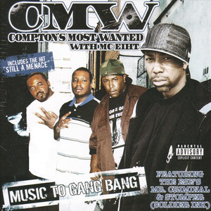 Music to Gang Bang album