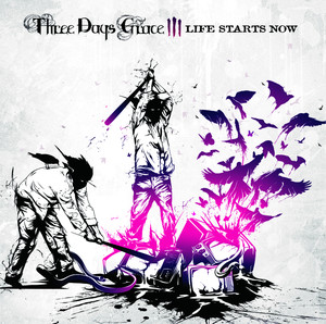 Three Days Grace Just Like You cover