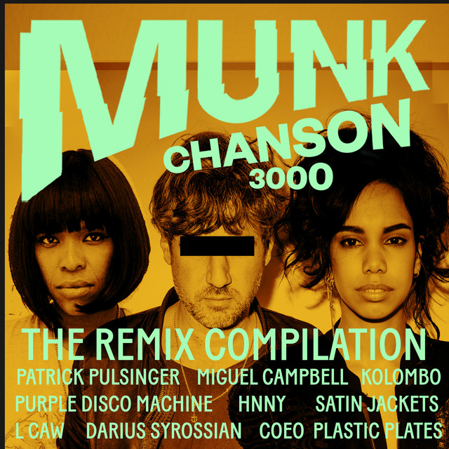 Chanson 3000 - The Remix Compilation