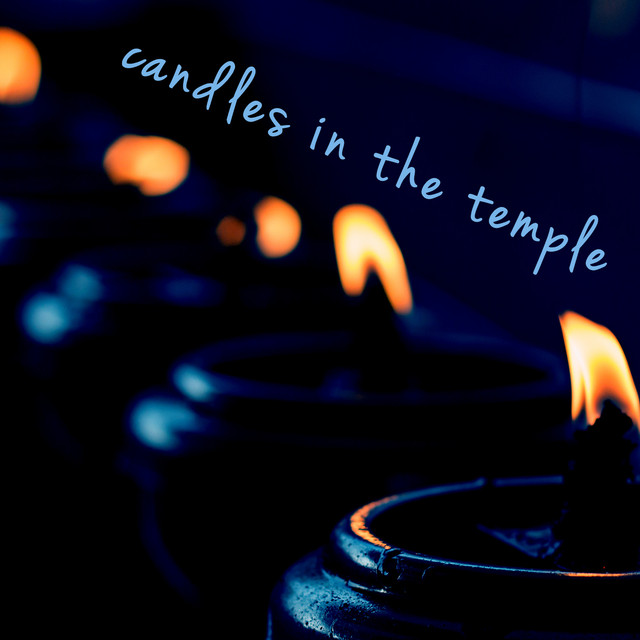 Candles in the Temple Albumcover