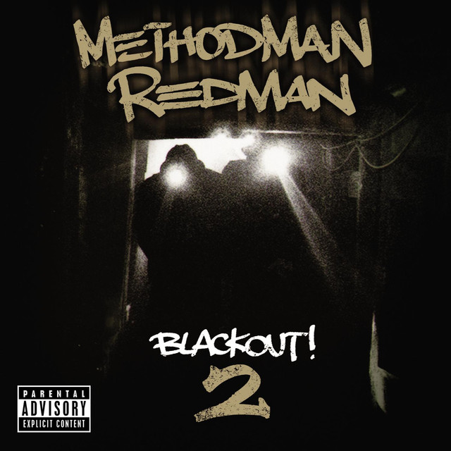 Method Man & Redman Blackout! 2 album cover