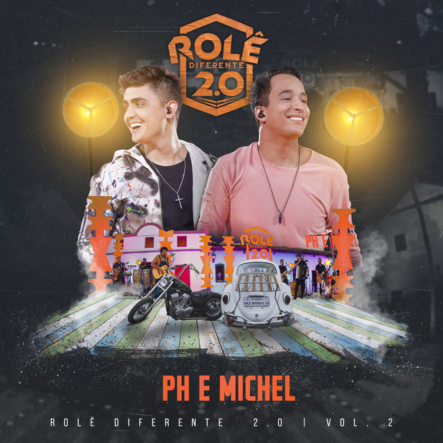 Rolê Diferente 2.0 (Ao Vivo Em Goiânia / 2019 / Vol. 2)