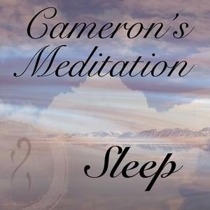Cameron´s Meditation - Sleep Albumcover