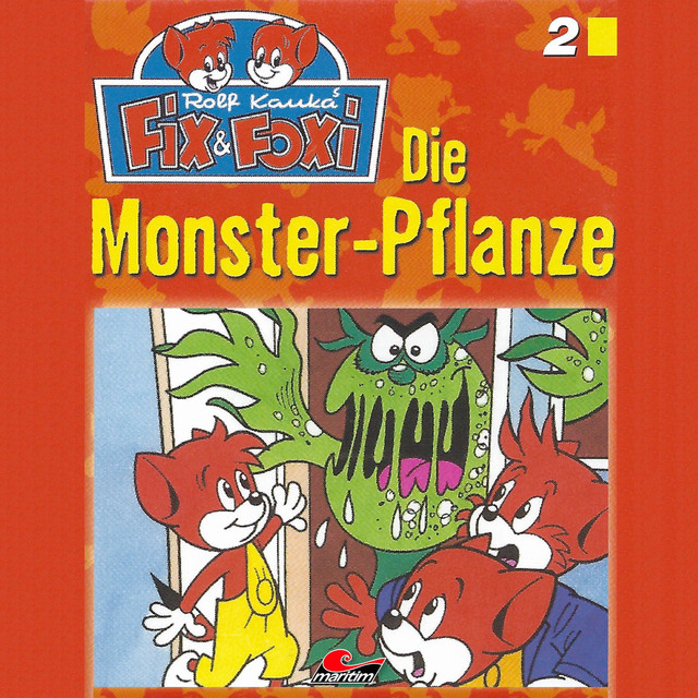 Folge 2: Die Monster-Pflanze Cover