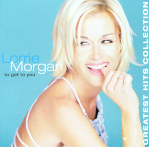 Lorrie Morgan Something in Red cover