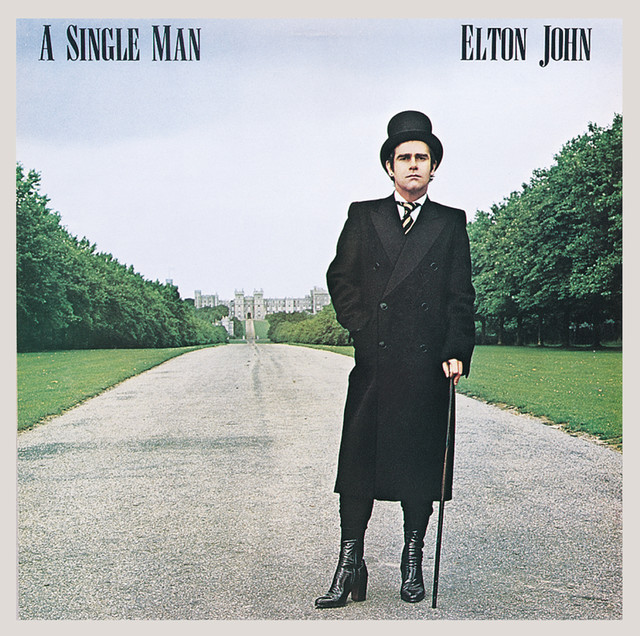 A Single Man (Remastered With Bonus Tracks) Albumcover