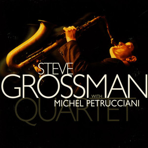 Steve Grossman Don't Blame Me cover