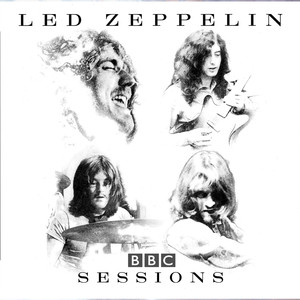 BBC Sessions Albumcover