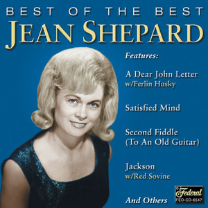 Best Of The Best - Jean Shepard