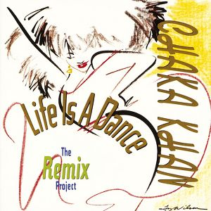 Life Is A Dance [The Remix Project] Albumcover