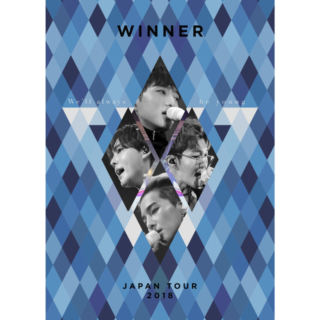 WINNER JAPAN TOUR 2018 〜We'll always be young〜