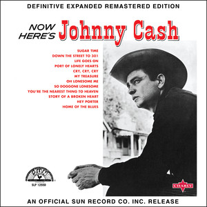 Now Here's Johnny Cash (2017 Definitive Expanded Remastered Edition) album