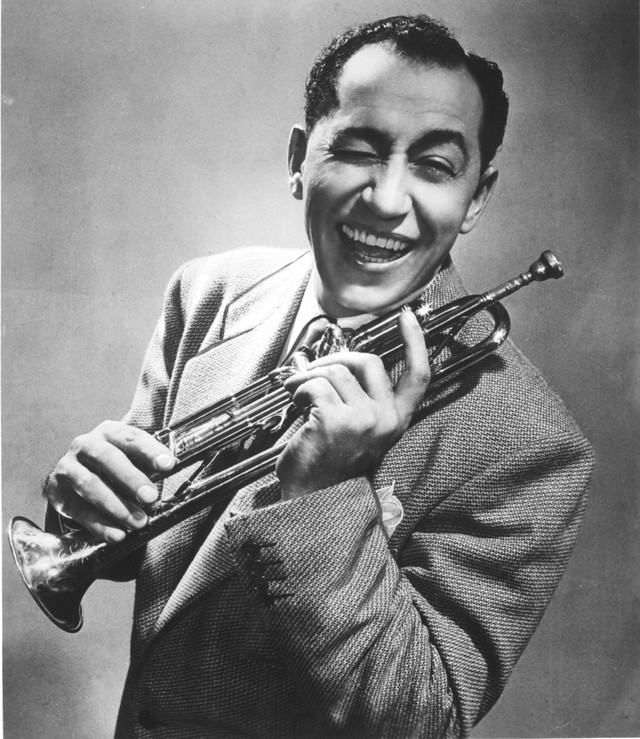 Louis Prima Let's Fall in Love cover