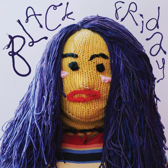 Album cover for Black Friday by Palehound