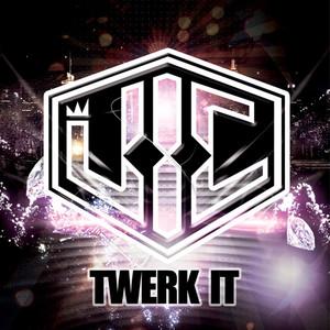 V.I.C. Twerk It - Radio Edit cover