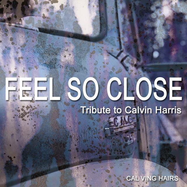 calvin harris feel so close - 640×640