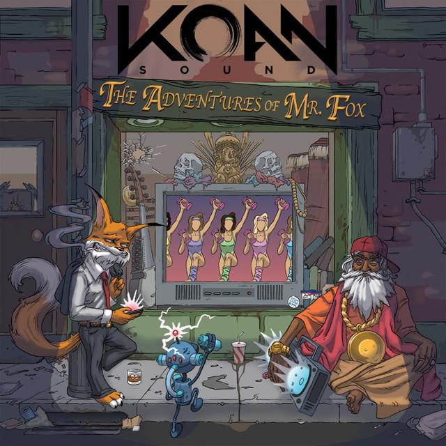 The Adventures of Mr. Fox
