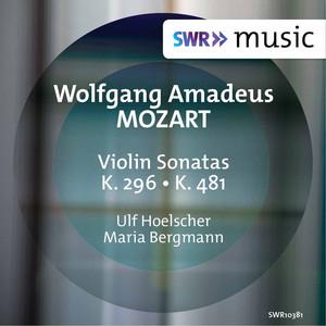 Mozart: Violin Sonatas K. 296 & K. 481 Albümü
