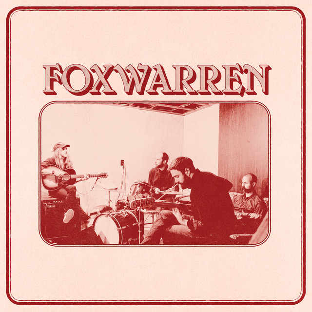 Album cover for Foxwarren by Foxwarren