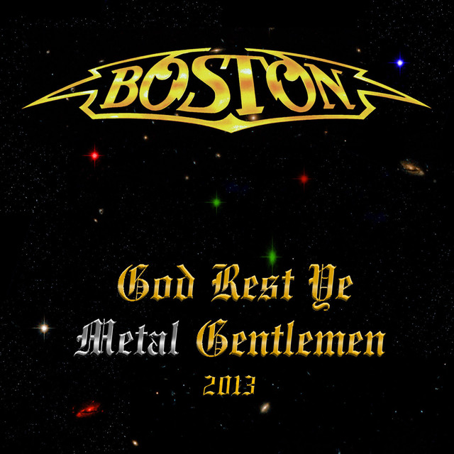 God Rest Ye Metal Gentlemen 2013
