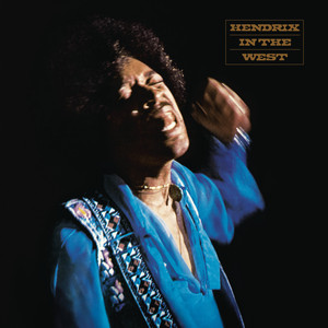 Hendrix In The West Albumcover