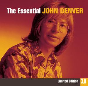 The Essential John Denver 3.0 Albumcover