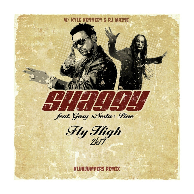 Fly High 2k17 (Klubjumpers Remix) [feat. GARY PINE & RJ MAINE]