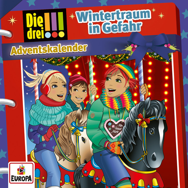 Adventskalender - Wintertraum in Gefahr