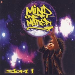 Mind Over Matter Albumcover