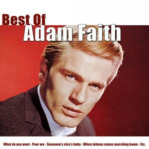 Best of Adam Faith album