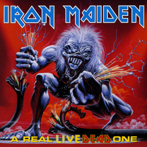 Iron Maiden Be Quick or Be Dead cover