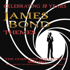 United Studio Orchestra, United Studio Singers The Man With the Golden Gun cover