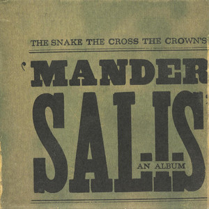Mander Salis - The Snake The Cross The Crown
