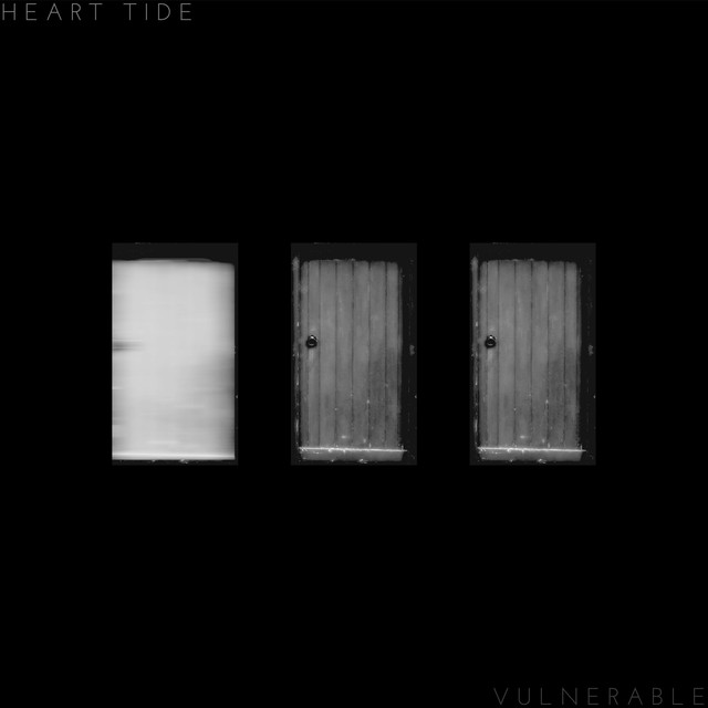 Album cover for Vulnerable by Heart Tide