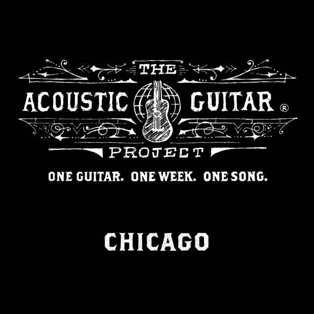 Phil Angotti - The Acoustic Guitar Project: Chicago 2014