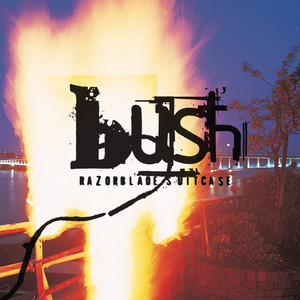 Razorblade Suitcase - Bush