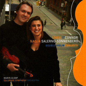 Mark O'Connor: Double Violin Concerto album