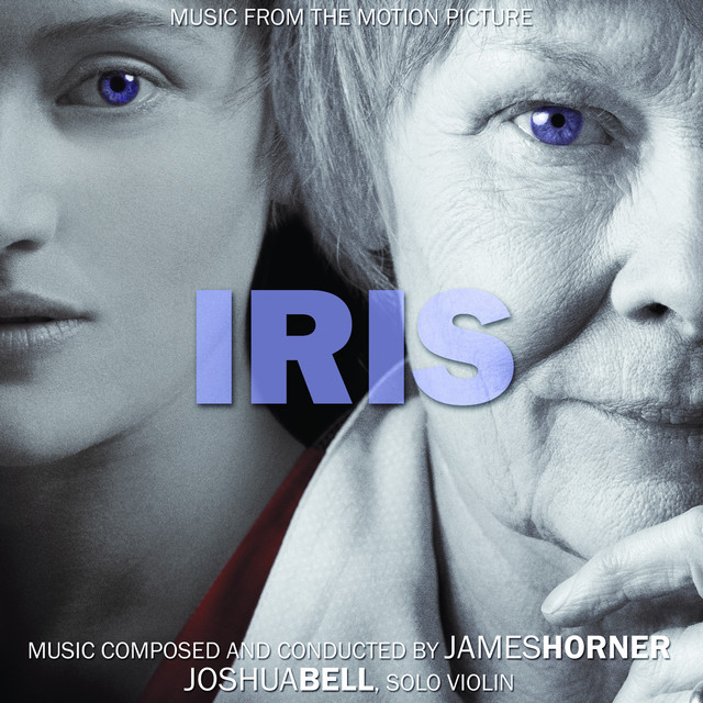 IRIS - Original Motion Picture Soundtrack Albumcover