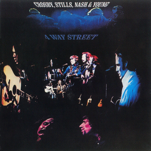 4 Way Street Albumcover