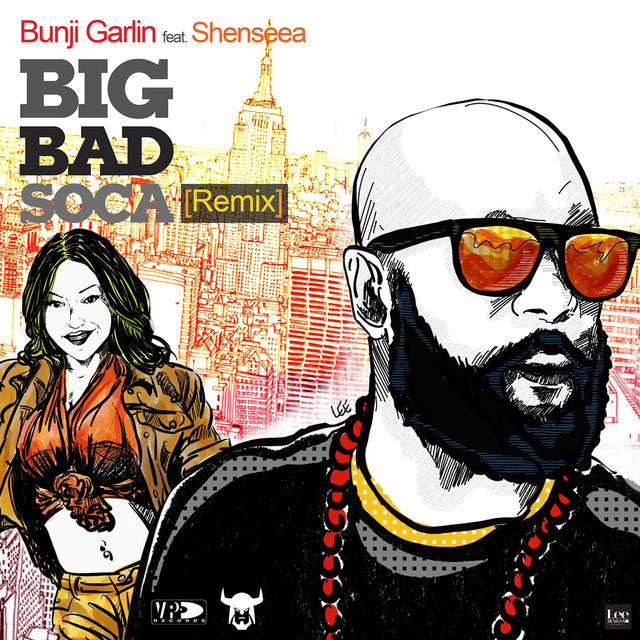Big Bad Soca (Remix) [feat. Shenseea]