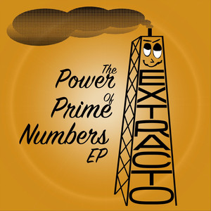 Album cover for The Power of Prime Numbers by Extracto