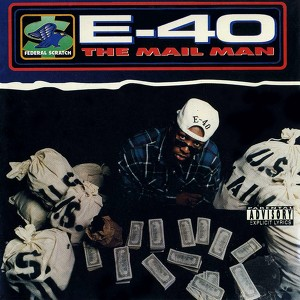 The Mail Man (Original Master Peace) Albumcover